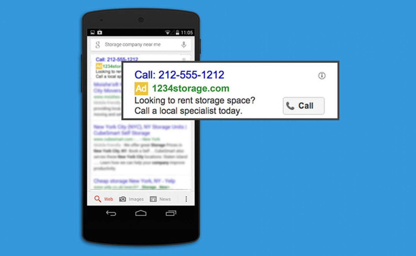 google-call-only-ads